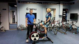 Упражнения для велостанка и базовые элементы посадки