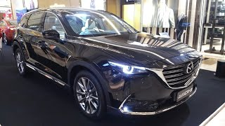In Depth Tour Mazda CX9 2nd Gen FWD - Indonesia