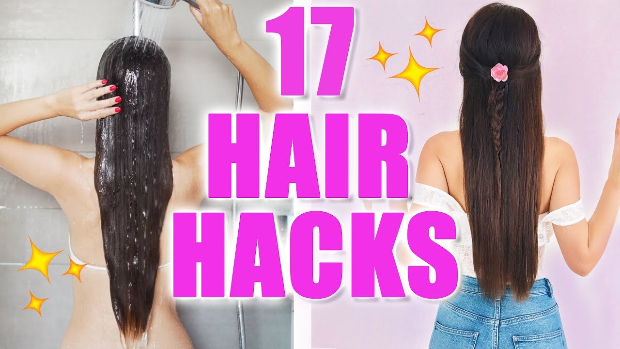 17 hair hacks was tun gegen fettige haare das macht jeder falsch kindofrosy youtube. Black Bedroom Furniture Sets. Home Design Ideas