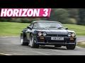 Forza Horizon 3 : 270+ MPH Jaguar XJS Build