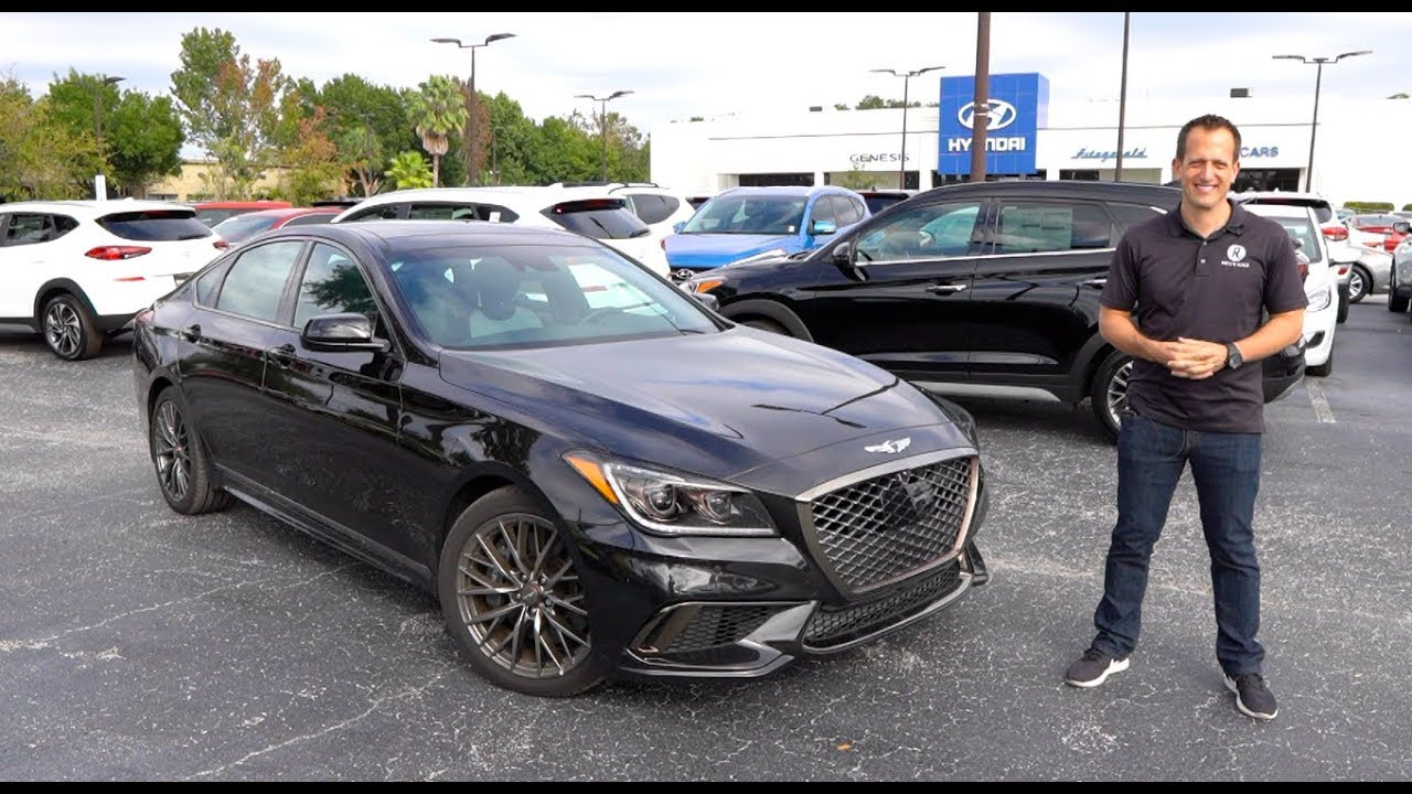 Is the 2020 Genesis G80 Sport the BEST luxury car for the MONEY?