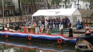 deel 2.Oecumenische viering in de Oude Sluis te Vreeswijk