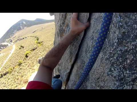 City of Rocks Climbing 2015