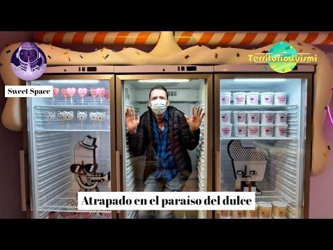 🍭SWEET SPACE🍬 El paraíso del dulce en MADRID