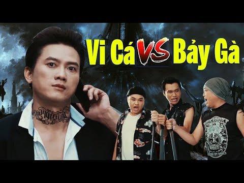 Phim Hài Hay 2018 Vi Cá Đụng Độ Bảy Gà - Quách Ngọc Tuyên, Hứa Minh Đạt - Phim Hài Hay Nhất 2018