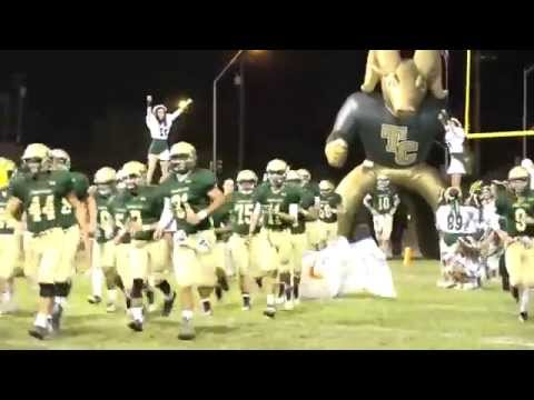 October 24, 2014 – Temple City High School Homecoming Game