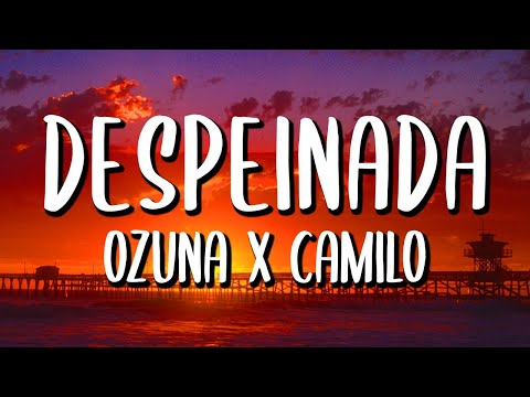 Ozuna x Camilo – Despeinada (Letra/Lyrics)