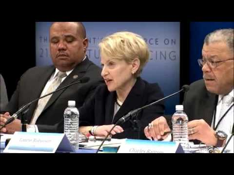 January 13, 2015 - Listening Session on Building Trust and Legitimacy - Part 1