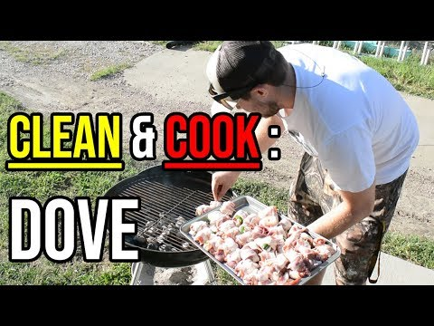 How To Clean And Cook Dove