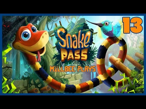 Cylindrophiidae | Snake Pass - Millbee Plays [Episode 13]