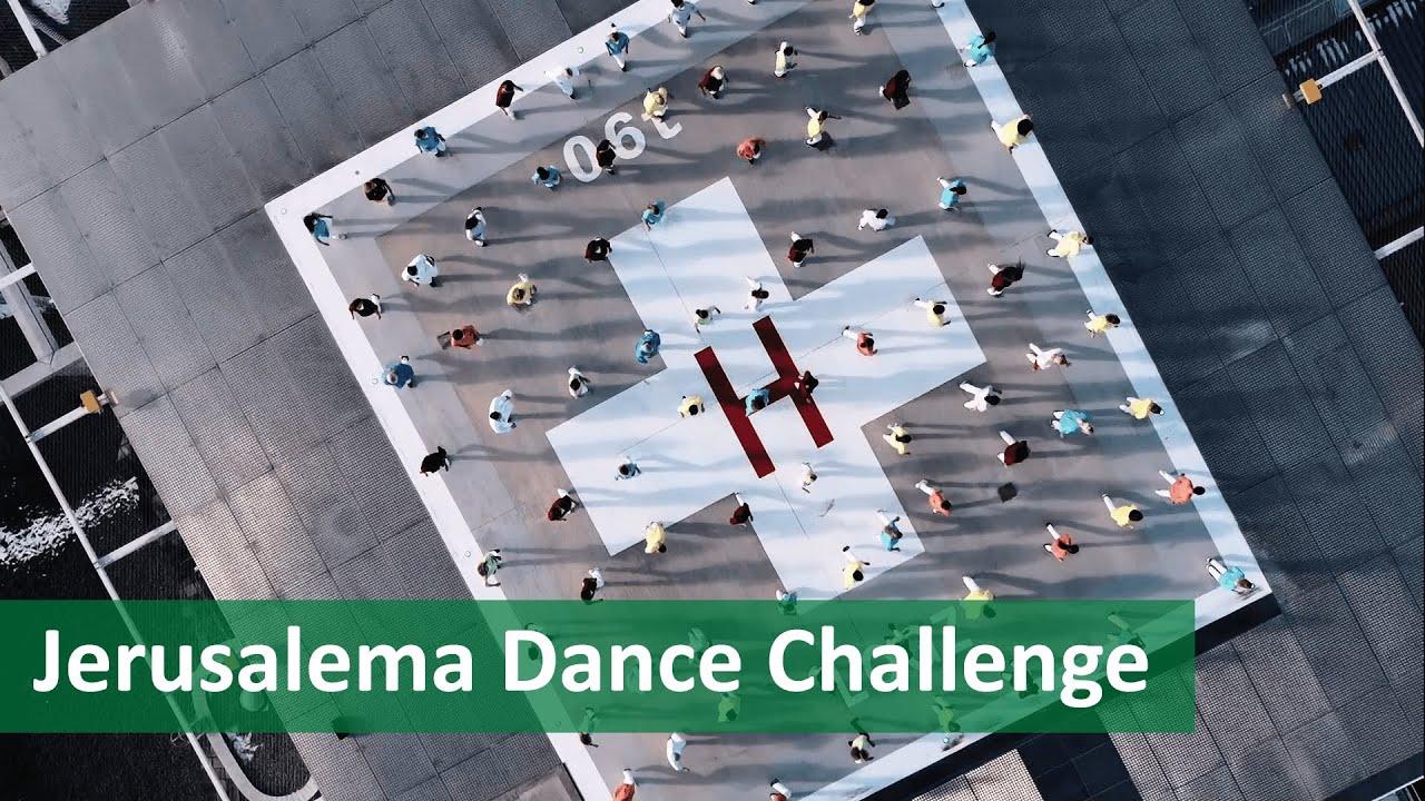 Jerusalema Dance Challenge | LKH-Univ. Klinikum Graz