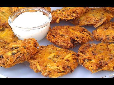 اقراص البطاطس الشهية لذيذة وسهلة التحضير بمكونات اقتصادية