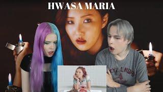 COUSINS REACT TO HWASA (화사) MARIA (마리아) MV