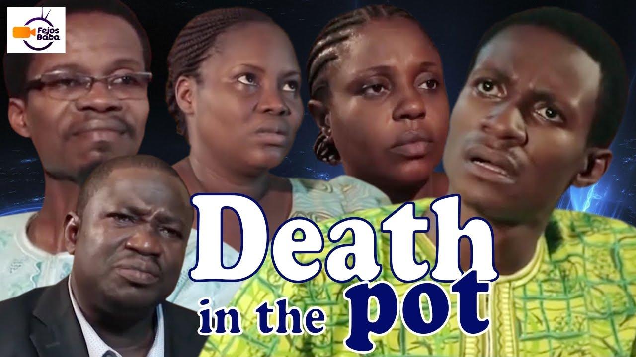 Download DEATH IN THE POT - Latest Nigerian Movie - Mount Zion Movies - Nigerian Movies
