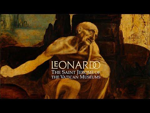 Leonardo. The Saint Jerome Of The Vatican Museums