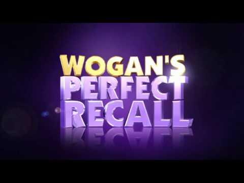 Wogan's Perfect Recall broadcast on 8th Feb 2010,