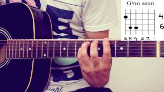 Video Jonas Blue - Perfect Strangers ft. JP Cooper - Guitar Tutorial With Chords download MP3, 3GP, MP4, WEBM, AVI, FLV Maret 2018