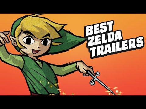 Best Zelda Commercials & Trailers (1986 - 2021)