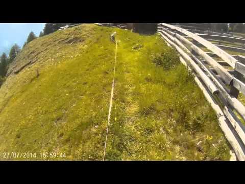 GoPro Hero 3+ - MTB - Switzerland Daytour - Part 1