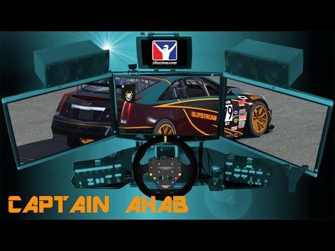 iRacing: Cadillac CTS-VR at Bathurst - Captain Ahab
