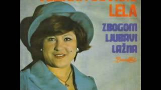 Velinka Jovicic Lela - Zbogom ljubavi lazna