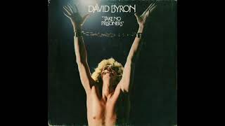 "David Byron  ""Take No Prisoners"" - 1975  [Vinil Rip] (Full Album)"
