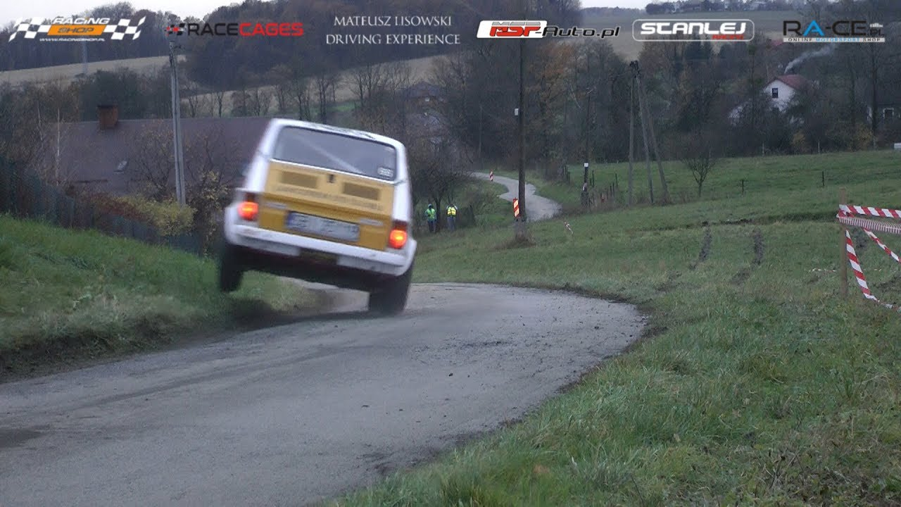 Maluch na limicie – Piotr Filapek Fiat 126p Flat out