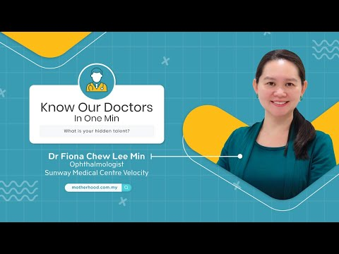 Know Our Doctors in 1 Min: Dr Fiona Chew