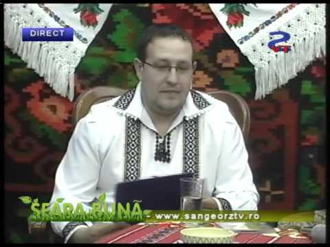 Emis. intreaga - Costel Popa & Suzana si Daciana Vlad (Sangeorz TV 2016)
