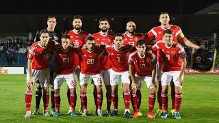 Сборная России по футболу поздравила россиян с Днем Победы