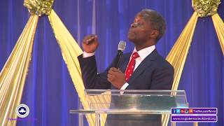 Let there be light! - By Vice President, His Excellency, Pastor (Prof) Yemi Osinbajo (SAN) GCON