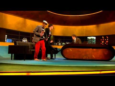 Red Hot Chili Peppers on the Jonathan Ross  10.09.2011