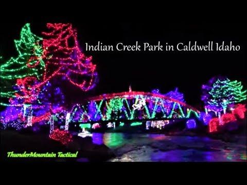 Caldwell Idaho Christmas Lights 2020 Caldwell Idaho Christmas lights! Winter Wonder Land Festival