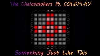 The Chainsmokers & Coldplay - Something Just Like This | UniPad Cover Mp3