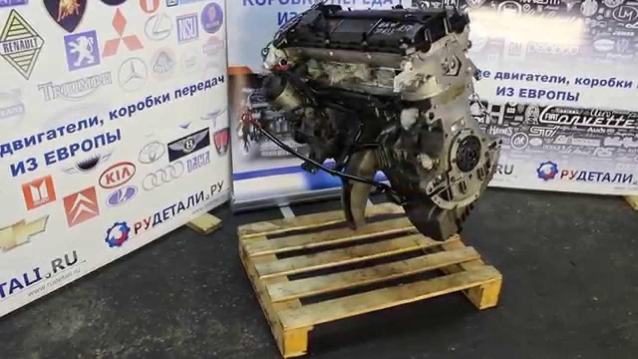код: 164E1 - контрактный двигатель бу BMW БМВ Е30 Е36, 1.6, 73 .