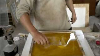 Мраморлит(Мраморлит-разводы получаються химическим путём. http://mramorlit.com/ главная страница сайта http://mramorlit.com/index.php?menu=gr..., 2010-08-03T12:10:30.000Z)