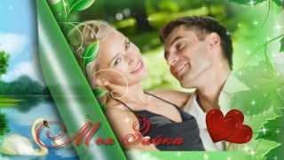 """Романтическая открытка """"Моя зайка""""(с использованием вашего фото)"""
