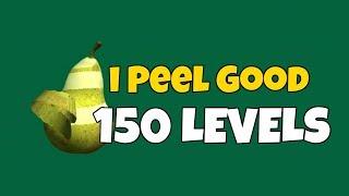 i Peel Good (Lion Studios) Level 1-150 Walkthrough Gameplay   SATISFYING GAME EVER!!!!!