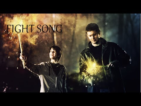 Supernatural-Fight Song