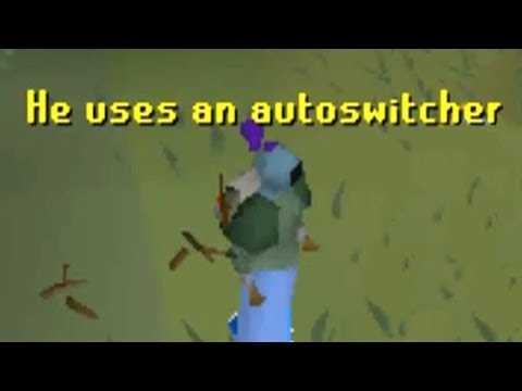 Bullying Pures has NEVER been this Fun (10-way PKing Combos with Dragon Knives)