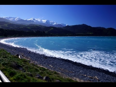 Sound Island, New Zealand [HD] A campervan tour