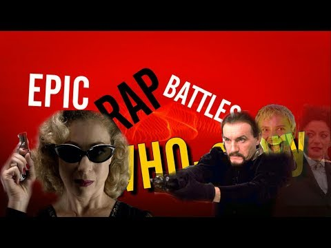 Epic Rap Battles of WHO-Story: River Song vs The Master