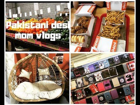 Lots of fun🤗Weekend Shopping vlog/Pakistani Desi mom Vlogs