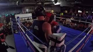 Ultra White Collar Boxing | Stafford | Alex Peers VS Andy Hunter