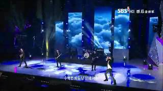 120403 ft island music island live+talk chin sub