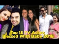 Top 15 TV Actors Who Have Been Blessed With Baby This Year!