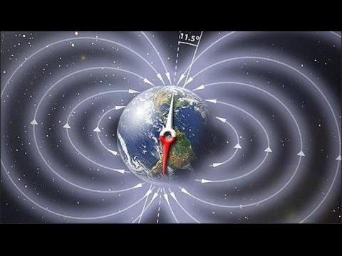Эфирные потоки вокруг земли. Почему компас показывает на север.