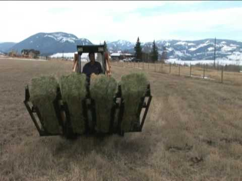 Rocky Mountain Bale Sweep