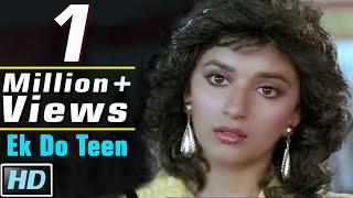 Ek Do Teen Char - Anil Kapoor, Amit Kumar, Tezaab Dance Song