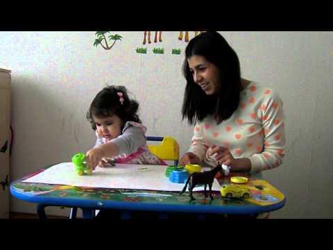 Рисование для малышей. Рисование для самых маленьких. Ребенок 1 год 9 месяцев.